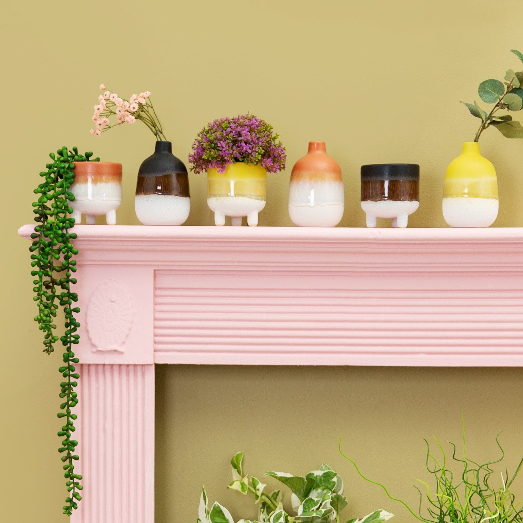 How To Nail The Mantelscaping Home Decor Trend - Lareira